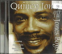 Quincy Jones and the Jones Boys - CD