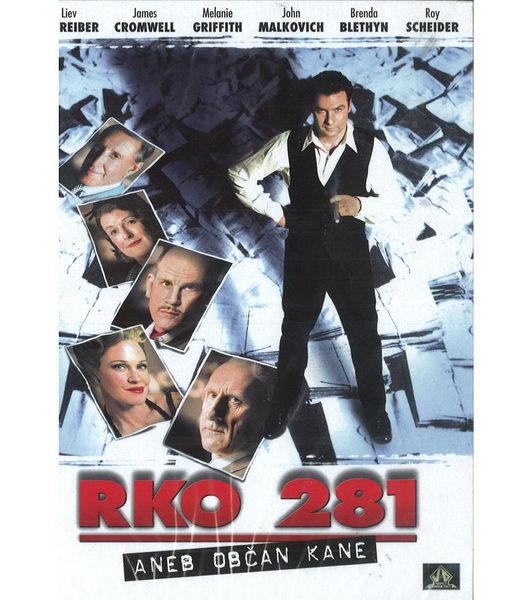 RKO 281 aneb Občan Kane - DVD