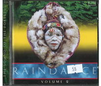 Raindance - volume 2 - The sound of the forest - CD