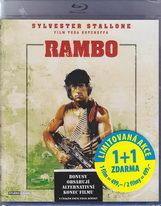 Rambo: První krev  ( blu-ray )