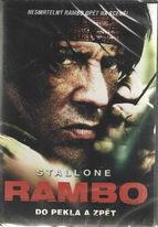 Rambo - do pekla a zpět ( plast ) - DVD