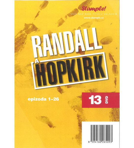 Randall a Hopkirk Kolekce 13 DVD