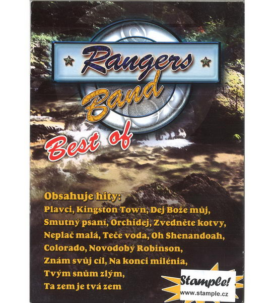 Rangers Band - Best of - CD