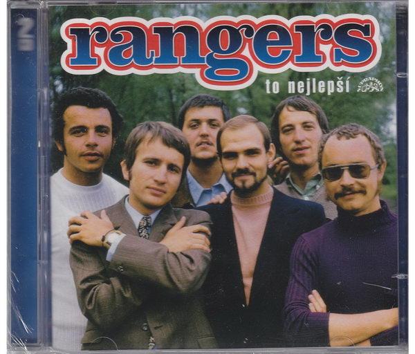 Rangers - To nejlepší - CD