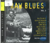 Raw Blues - vol. 2 - 2 CD