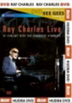 Ray Charles Live - In Concert With The Edmonton Symphony - DVD