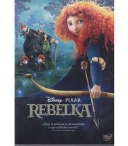 Rebelka - DVD plast
