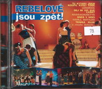 Rebelové jsou zpět! - CD