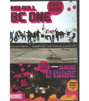 Red Bull BC ONE 2004 a 2005 - DVD