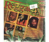 Reggae 4 all - 5 CD