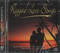 Reggae love songs - CD