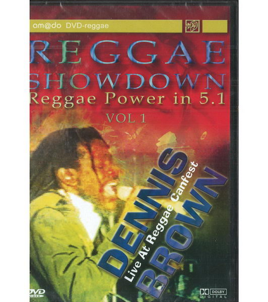 Reggae showdown - Dennis Brown - DVD