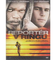 Reportér v ringu - DVD digipack