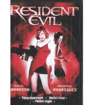 Resident Evil - DVD - plast