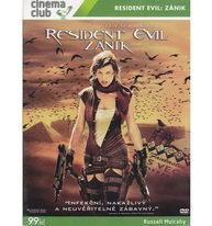 Resident Evil : Zánik - DVD