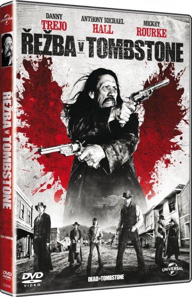 Řežba v Tombstone - DVD