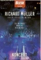 Richard Müller - Koncert Lucerna Praha - DVD pošetka
