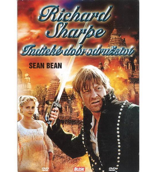Richard Sharpe: Indické dobrodružství - DVD