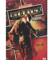 Riddick: Kronika temna - DVD