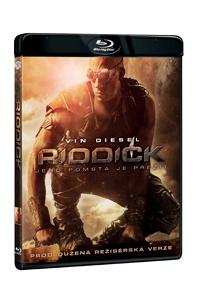 Riddick - režisérská verze (Blu-ray)