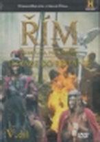 Řím V.díl: Vzestup a pád impéria, Invaze do Británie - DVD