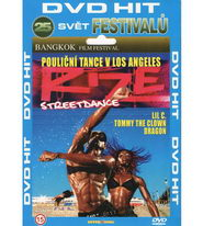 Rize - streetdance - DVD