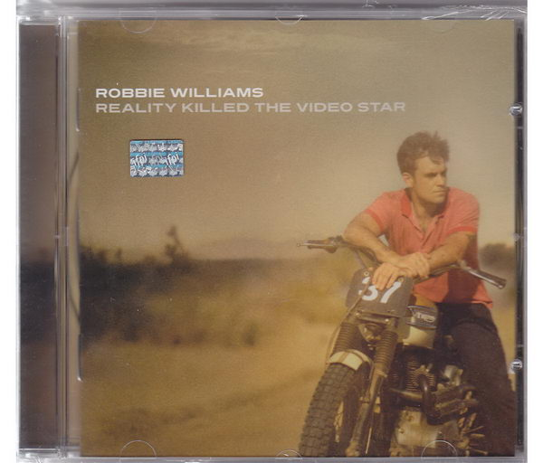 Robbie Williams - Reality Killed the Video Star - CD