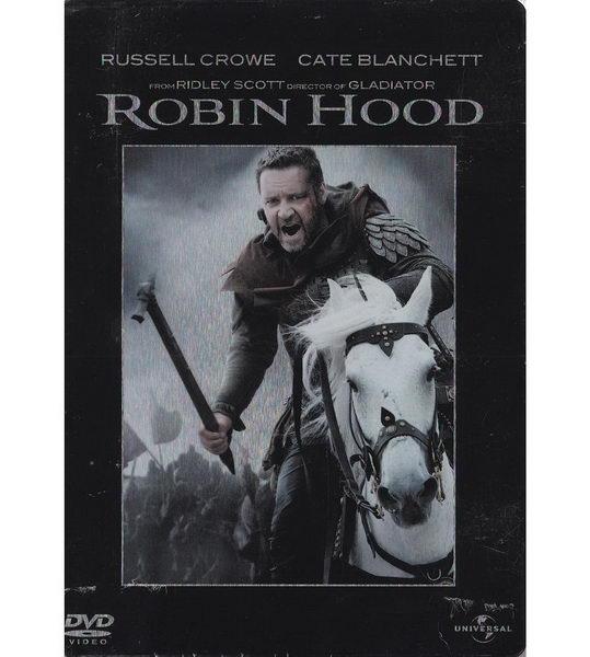 Robin Hood - Steelbook 2 DVD