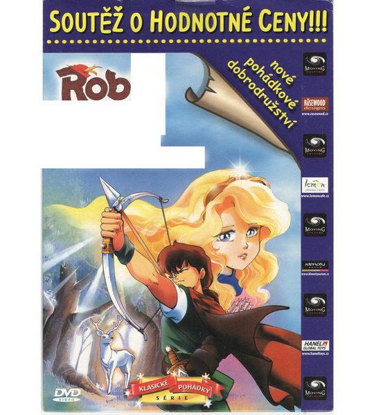 Robin Hood a neporazitelný rytíř - DVD