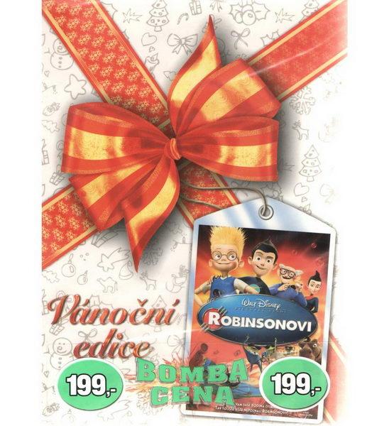 Robinsonovi - DVD
