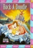 Rock-A-Doodle aneb jak sluníčko zase vyšlo - DVD