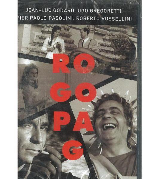 Rogopag ( originální znění s CZ titulky ) - plast DVD