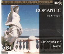 Romantic Classics ( 10CD)