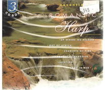 Romantic Harp - 3 CD Box
