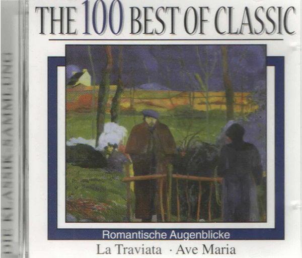Romantische Augenblicke - The 100 Best of Classic - CD