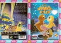 Romeo a Julie animovaný - DVD