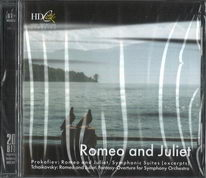 Romeo and Juliet - CD