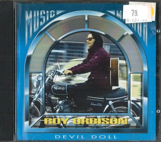 Roy Orbison - Devil Doll - CD