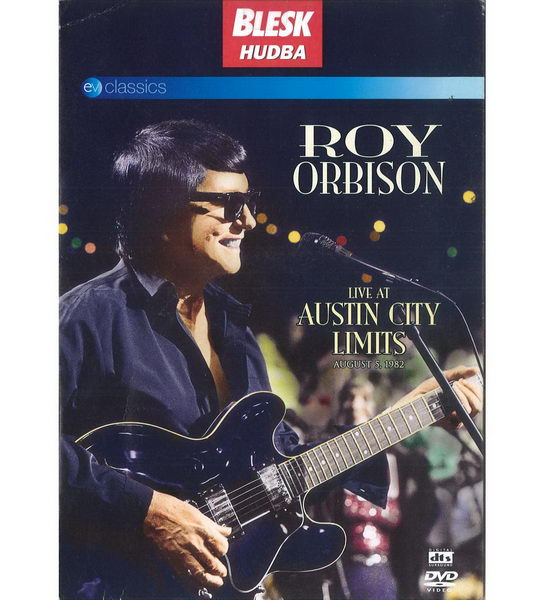 Roy Orbison - Live at Austin City Limits - DVD