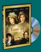 Rozum a cit 2DVD ( plast ) - DVD
