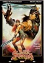 Rudá Sonja - DVD