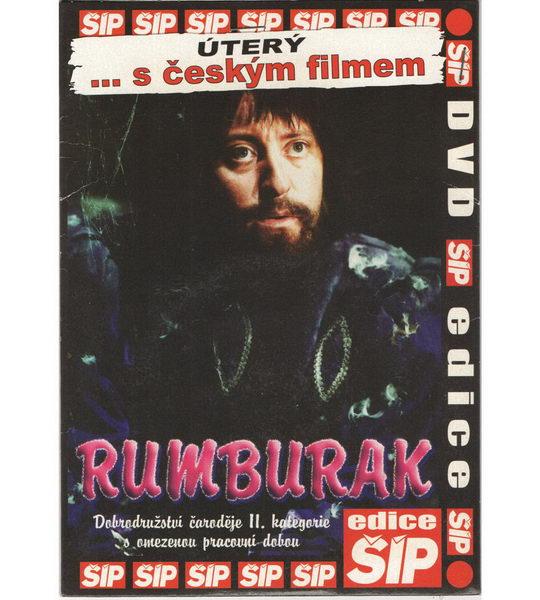 Rumburak - DVD pošetka