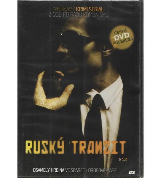 Ruský tranzit díl 1,2 - DVD