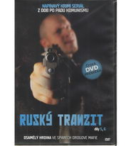 Ruský tranzit díl 5,6 - DVD