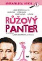 Růžový panter - DVD