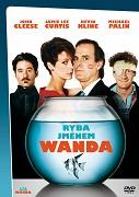 Ryba jménem Wanda - DVD