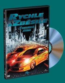 Rychle a zběsile: Tokijská jízda - DVD