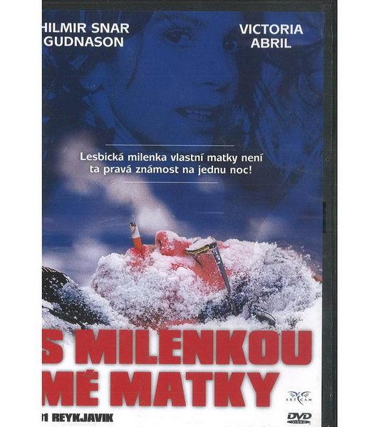 S milenkou mé matky ( plast ) DVD