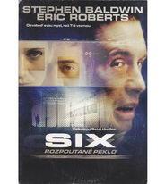 SIX: Rozpoutané peklo - DVD pošetka