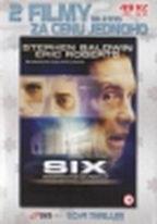 SIX: Rozpoutané peklo + Pacient č. 14 - DVD